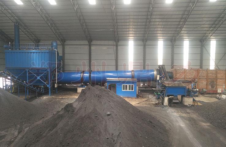 大型煤炭烘干机