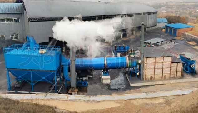 山西煤泥烘干机